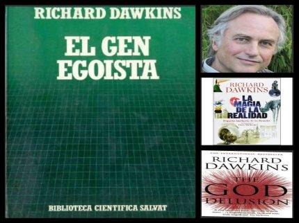 Resultado de imagen para richard dawkins  el gen egoista